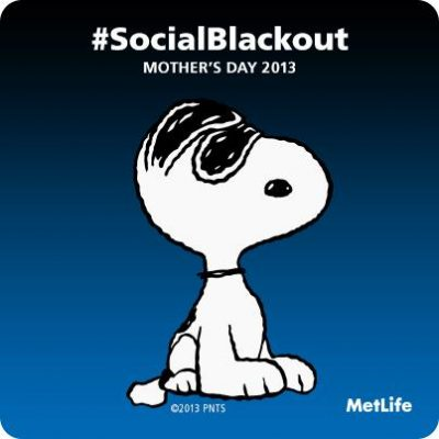 Will You Celebrate Mother's Day with a Social Blackout?