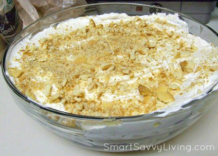 Southern Banana Pudding Recipe With Made From Scratch Pudding/Custard