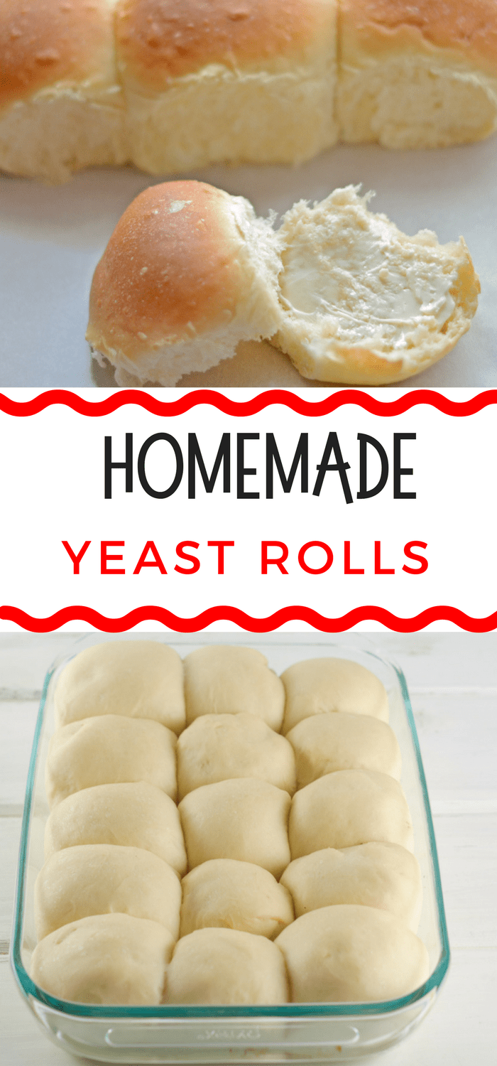 Photos of homemade yeast rolls recipe