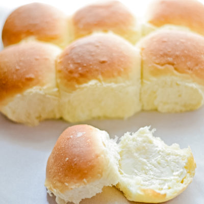 Homemade Yeast Rolls Recipe