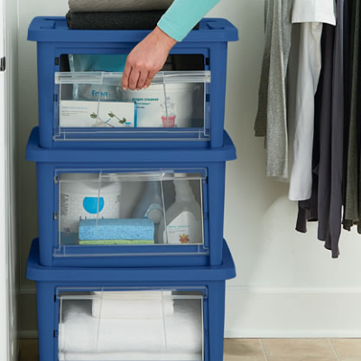 Is a Clutter Free Home Really Possible? Rubbermaid® All AccessTM Organizers Say Yes!