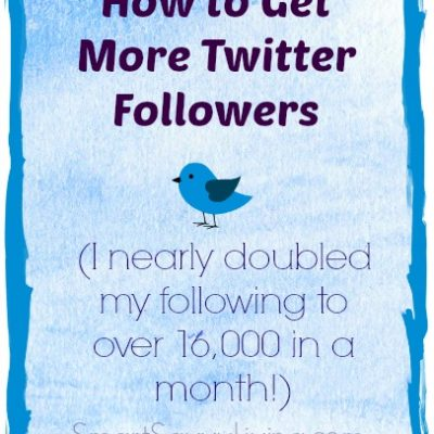How to Get More Twitter Followers (How I Doubled My Twitter Following to Over 16,000 in 1 Month)