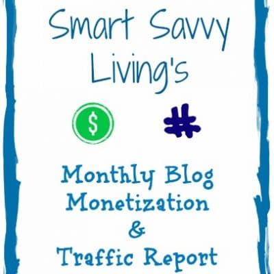 July 2013 Blog Monetization and Traffic Report