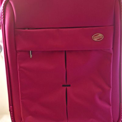 American Tourister Colora 20″ Spinner Luggage Review