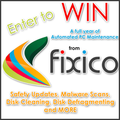 Free Year of PC Maintenance Giveaway – Ends 7/5/13 (US)
