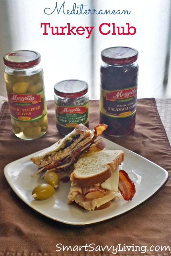 9afa80c83b21ad Mediterranean Turkey Club Sandwich