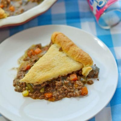 Beef Pot Pie Recipe