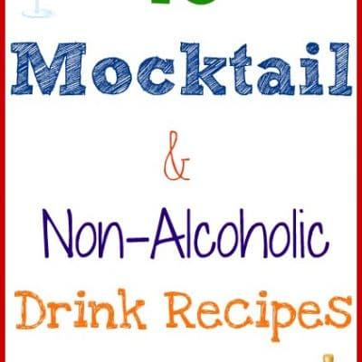 10 Mocktail Recipes