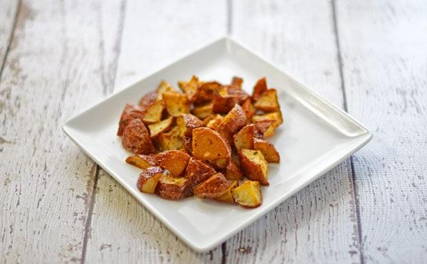 Easy Oven-Roasted Potatoes 1