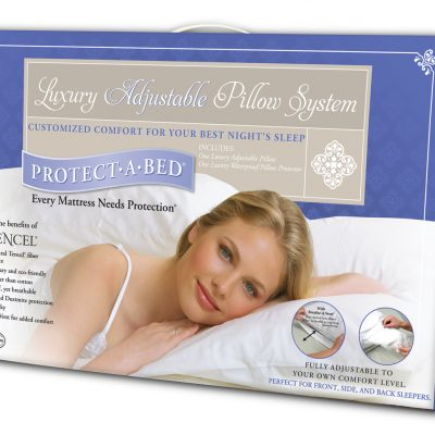 Protect-A-Bed Luxury Adjustable Pillow Review – 2013 Holiday Gift Guide