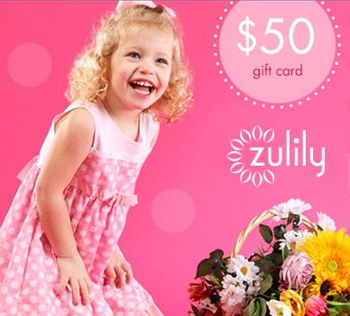$100 zulily Gift Card Giveaway – Ends 11/8/13 (US)
