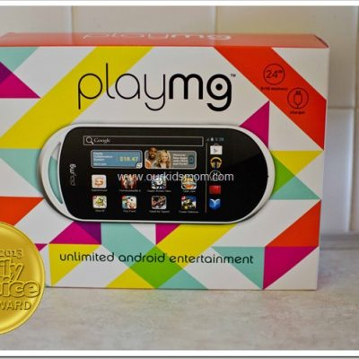 PlayMG Mobile Android Entertainment System Giveaway – Ends 12/13/13 (US)