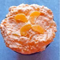 Mandarin Orange Fluff Jello Salad