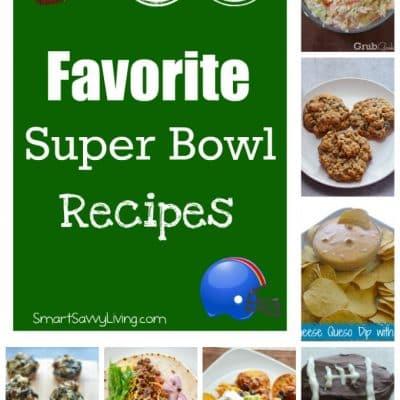 24 Favorite Super Bowl Recipes