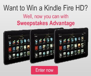 Kindle Fire HD Sweepstakes – Ends 1/31/14 (US)