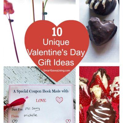 10 Unique Valentine's Day Gift Ideas