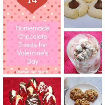 14 Homemade Chocolate Treats for Valentine's Day