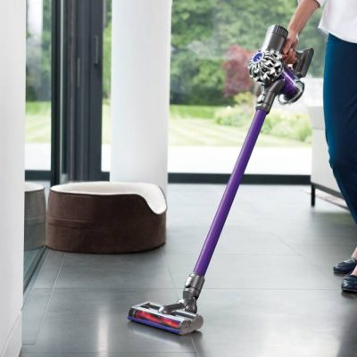 Easy Cleaning with a Dyson DC59 Review from Best Buy