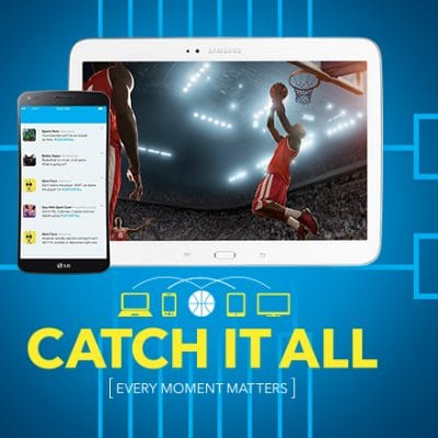 Catch it All During March Madness at Best Buy