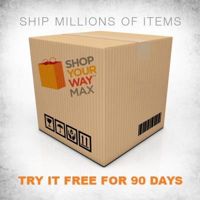 Get to Know Max with Shop Your Way Max!