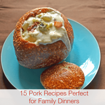 15 Pork Recipes for Family Dinners