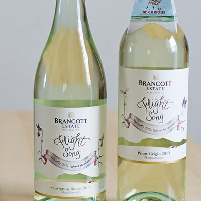 How I'm Relaxing this Spring with Brancott Estate Flight Song Wines
