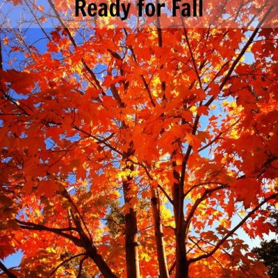12 Ways to Get Your Home Ready for Fall