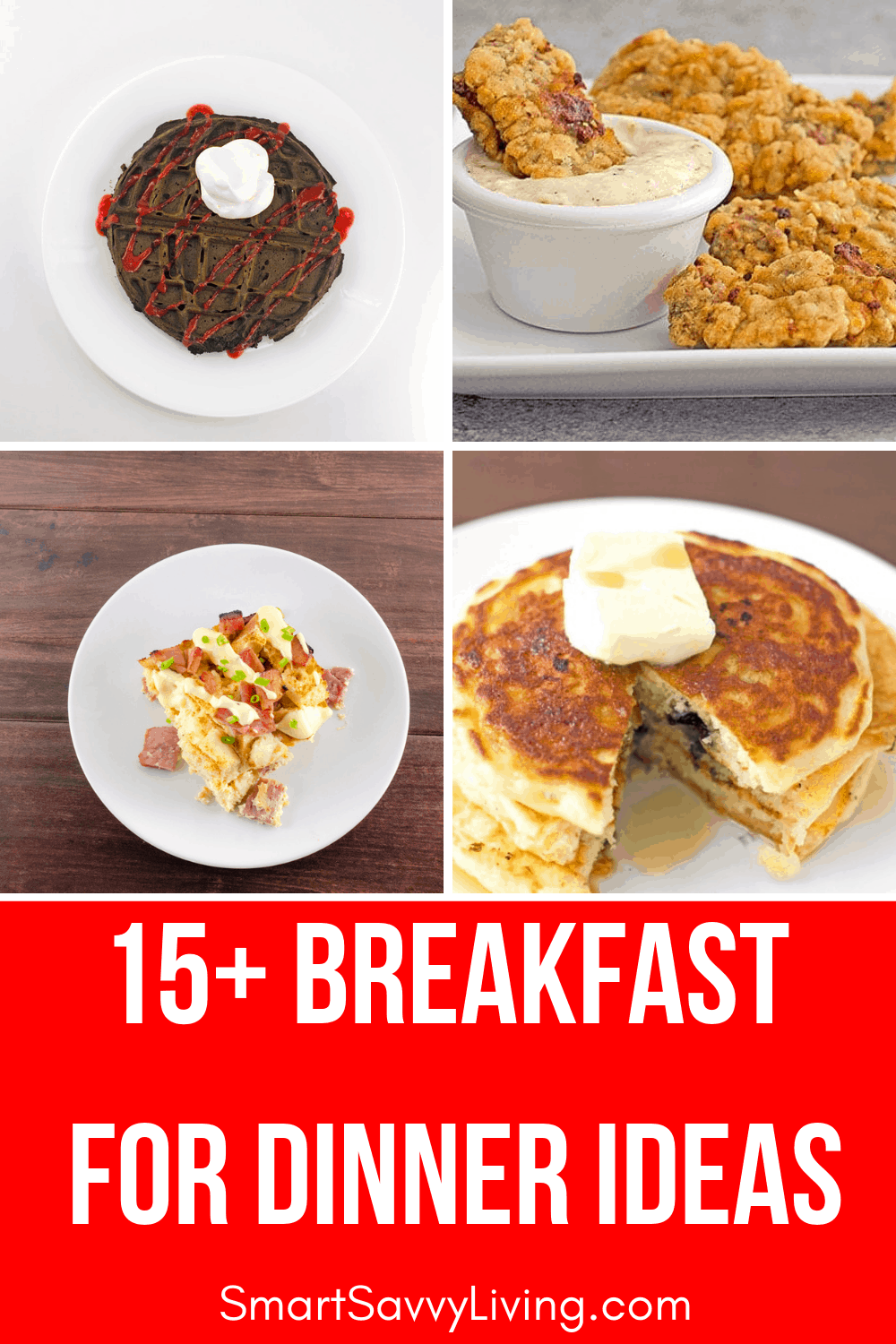 15+ Breakfast for Dinner Ideas 1
