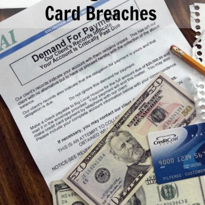 5 Ways to Protect Yourself Against Credit Card Breaches
