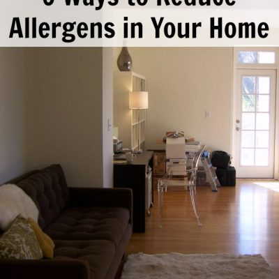 6 Ways to Reduce Allergens in Your Home with the Help of Best Buy and Dyson