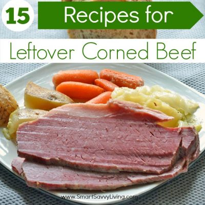15 Recipes for Leftover Corned Beef