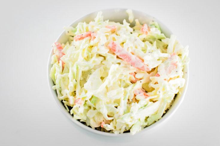 Buttermilk Coleslaw Recipe 7