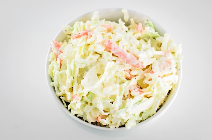 Buttermilk Coleslaw Recipe 1