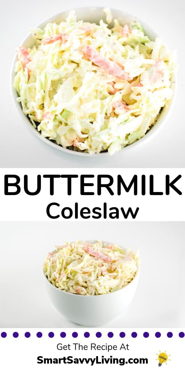 Buttermilk Coleslaw Recipe 6