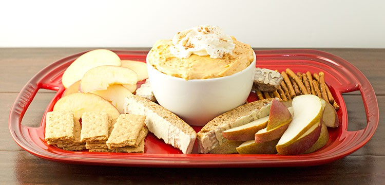 Butterscotch Cheesecake Dip Recipe