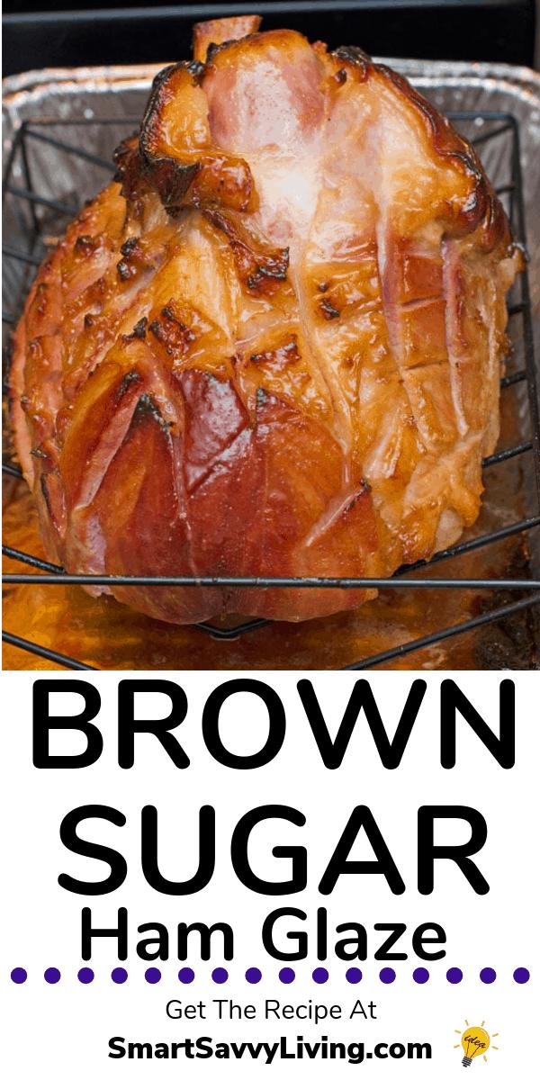 Brown Sugar Ham Glaze Recipe 2