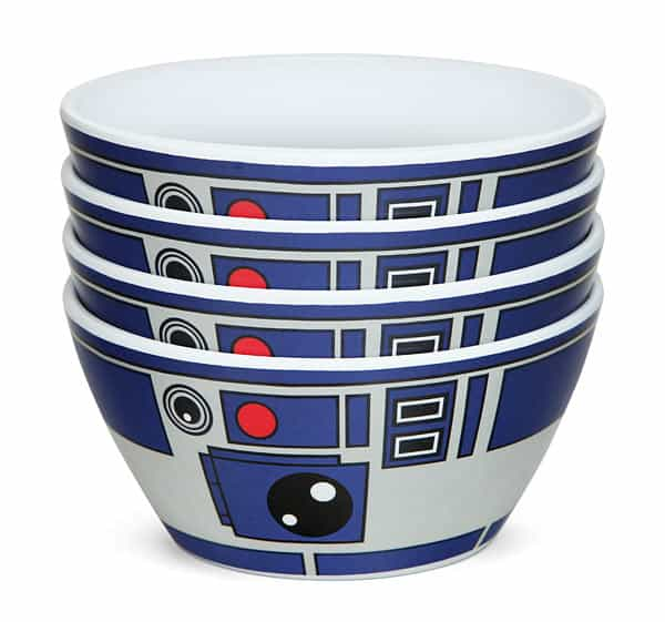 Star Wars R2-D2 Bowls From ThinkGeek Picture