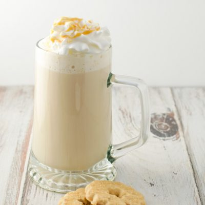 Salted Caramel White Chocolate Mocha Recipe