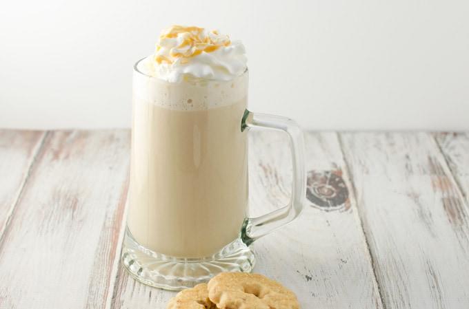 Salted Caramel White Chocolate Mocha Recipe