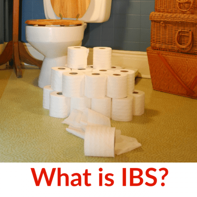 What is IBS? You're Not Alone!