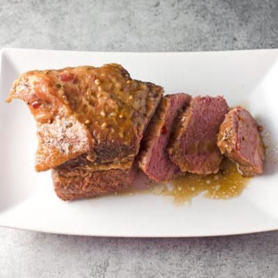 Beer-Braised Corned Beef Recipe