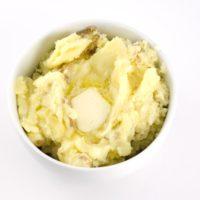 Skin-On Mashed Potatoes Recipe