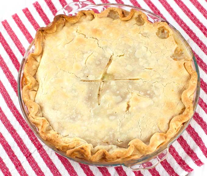 Easy Turkey Pot Pie Recipe 3