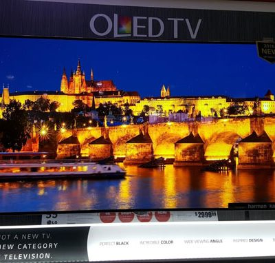 Last Chance To Win An OLED TV, Washing Machine, And More