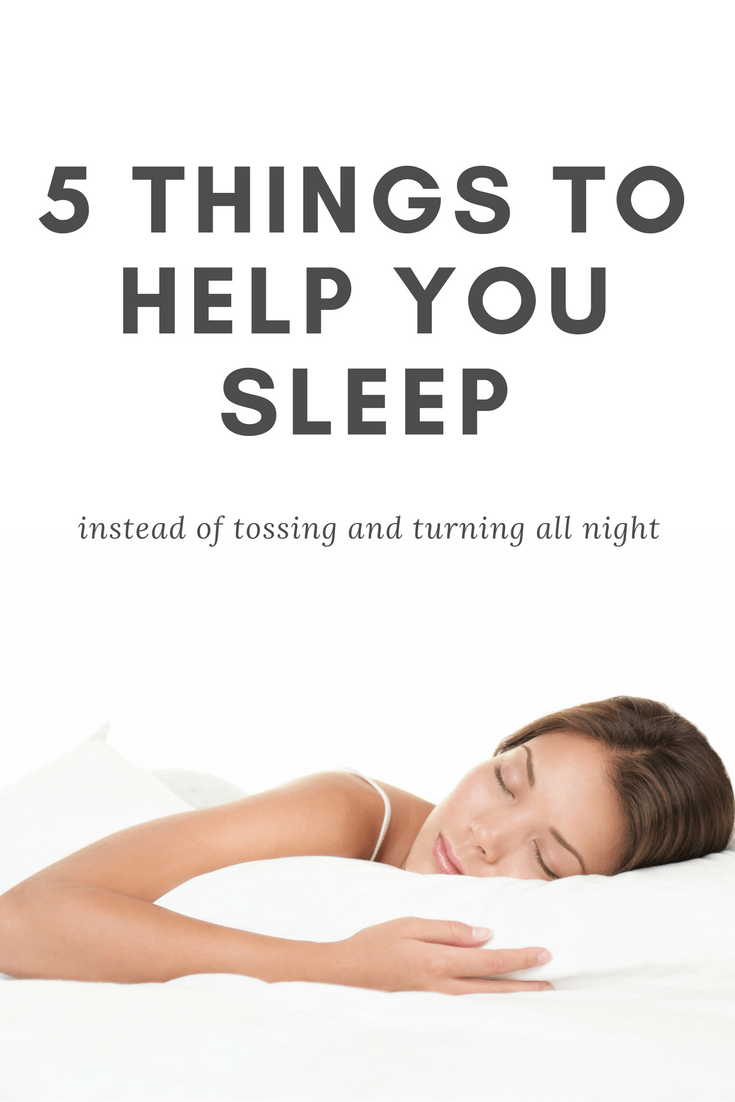 Do You Never Seem To Sleep Well Or Often Suffer From Insomnia Check Out These Things Help Instead Of Tossing And Turning All Night
