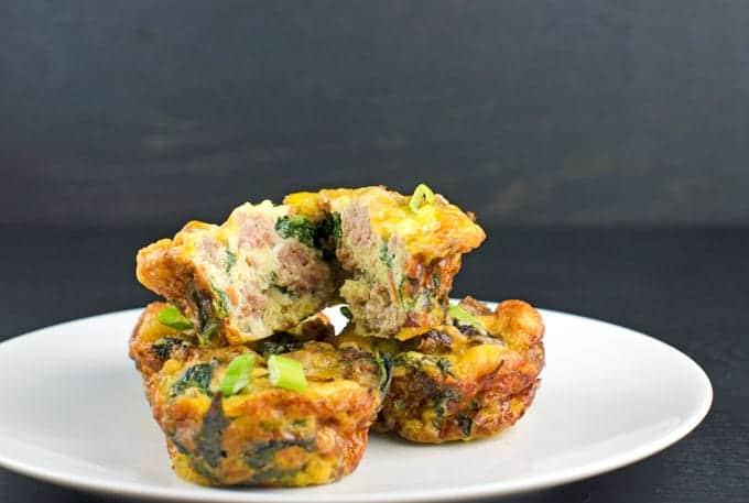 Sausage And Kale Mini Frittatas Recipe 6