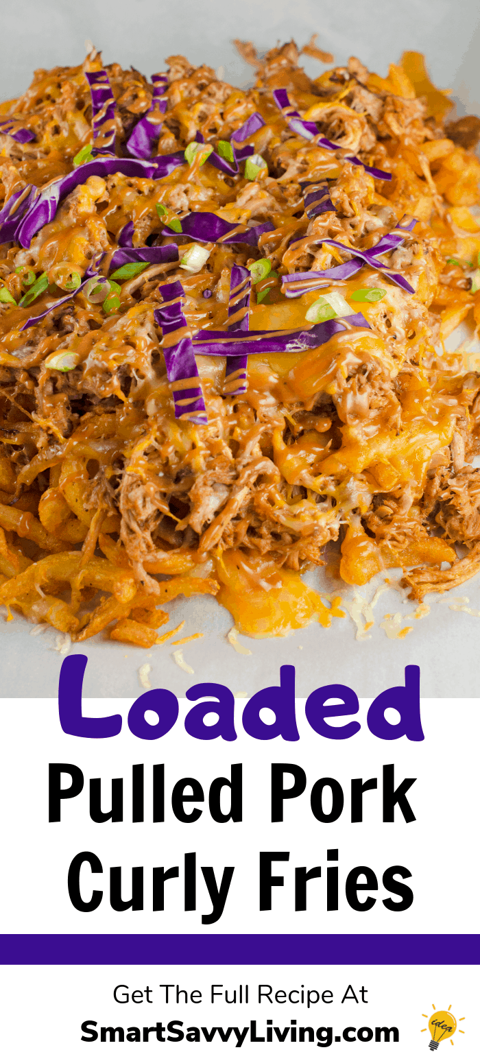 Loaded Pulled Pork Curly Fries Recipe 6