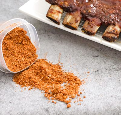The Best Dry Rub Recipe For Pork