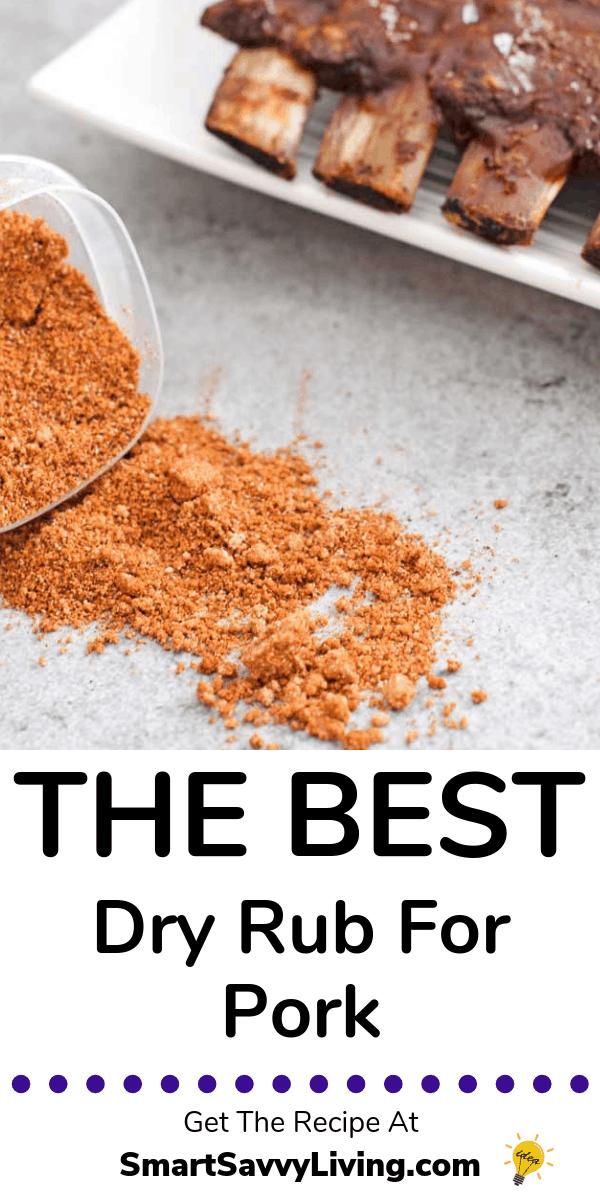 The Best Dry Rub Recipe For Pork 6