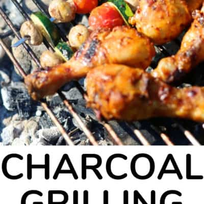 5 Tips for How to Use a Charcoal Grill